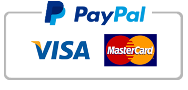 Pay secure with Paypal