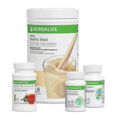 The Herbalife weight management programme explained