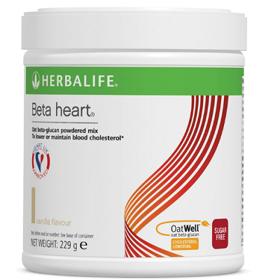 Beta heart® Vanilla 229 g