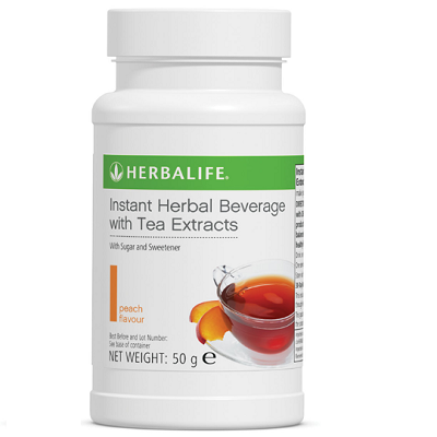 Instant Herbal Beverage Peach 50 g
