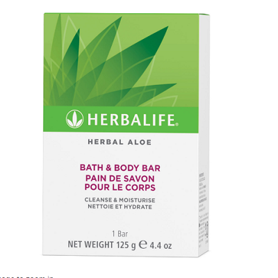 Herbalife Aloe Bath & Body Bar 125 g