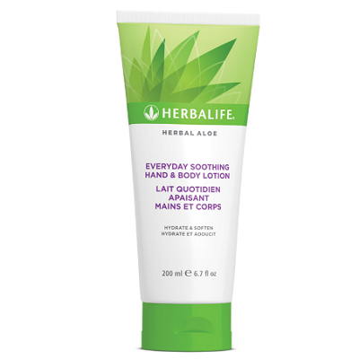 Herbalife Aloe Hand Body Lotion 200 ml