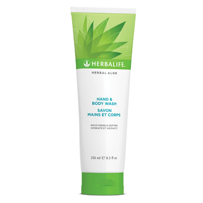 Herbalife Aloe Hand & Body Wash 250 ml
