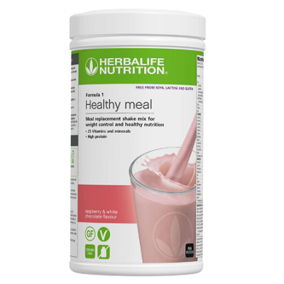 Formula 1 Nutritional Shake Mix Raspberry White Chocolate 500 g