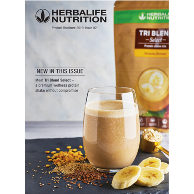 Herbalife Product brochure